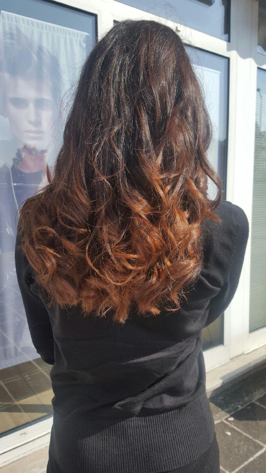 Transformation coiffure - Votre salon de coiffure - Coiffure à l'image