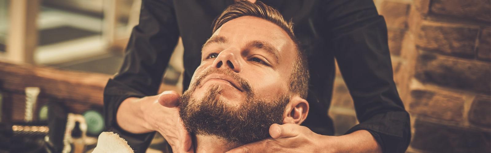 Photo de couverture - Page Hommes - Salon Coiffure à l'image