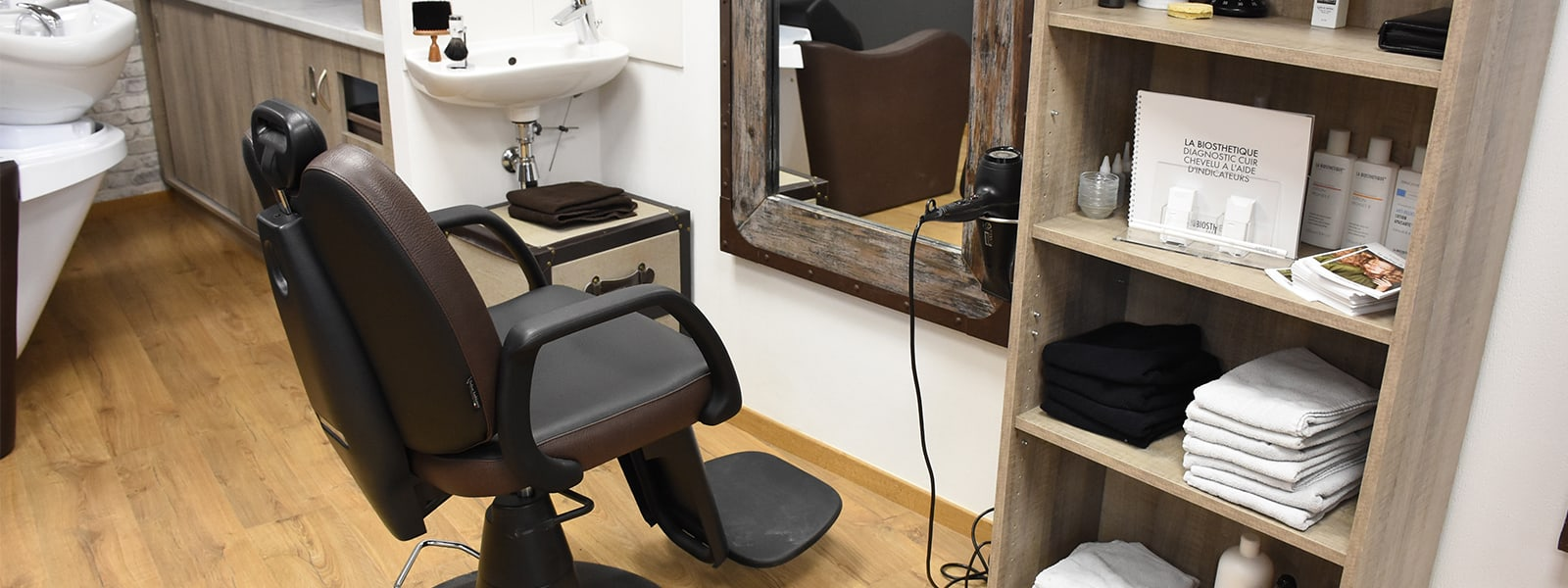 Siège de barbier - Salon de Coiffure à Sarrebourg - Coiffure à l'Image